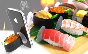 Sushi-Smartphone-Stand-gadget-japonais-1