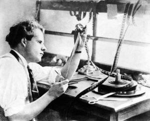 Zo dus! Dit is Eisenstein, een meester in montage.