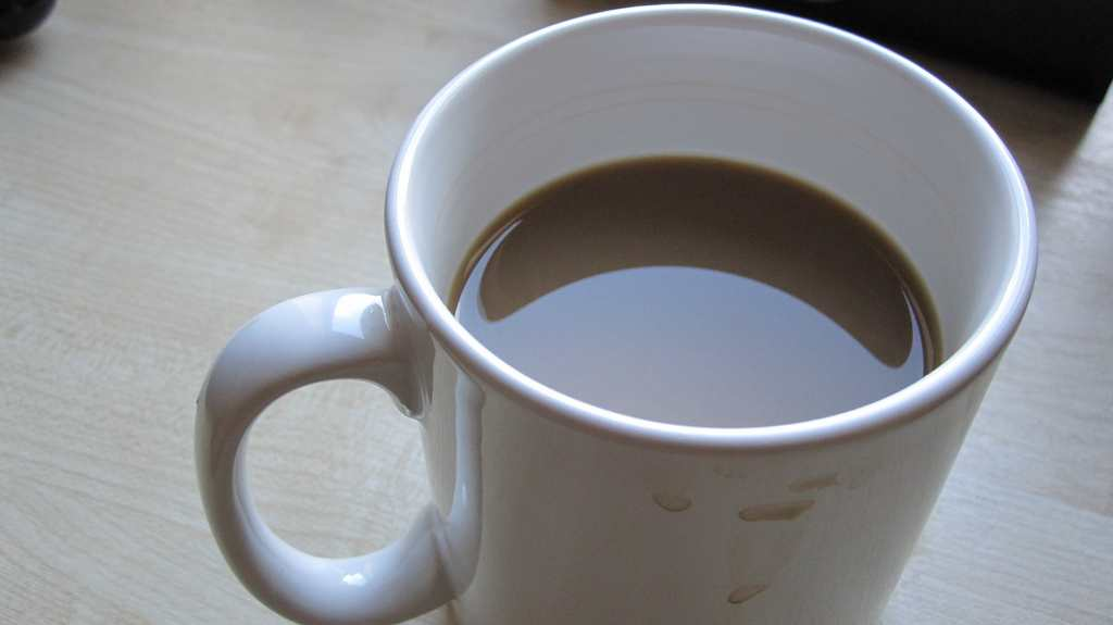 koffieineenkopje