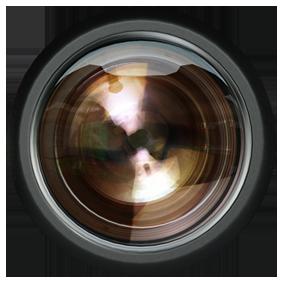 Glimmend oog of zwart gat?